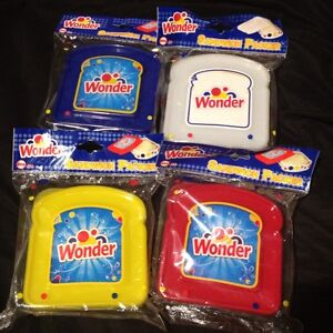 Wonder Sandwich Packer And Other Wonder/ Hostess Products.