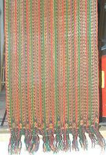 Hand woven Guatamalan Ikat wall hanging