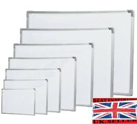 Magnetic Dry Wipe Whiteboard White Notice Writing Board Office Room School Home