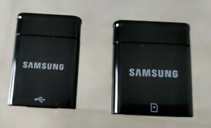 Genuine Samsung SD Card & USB Adapter for Galaxy Tab with 30 Pin Connector L👀k