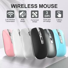 2.4GHz Wireless Optical Gaming Mouse Mice + USB Receiver Adjustable DPI for PC