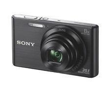 Sony - Camara Dsc-w830b negra X8 20mpx