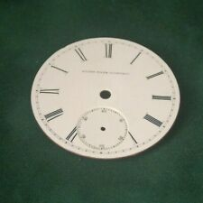 Elgin 18 Pocket Watch Face  Original Parts Watchmaking Tools E2