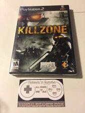 Killzone (Sony PlayStation 2, 2004) Ps2 Brand New Sealed
