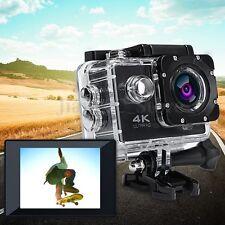 SJ8000 2.0'' 4K Ultra HD WiFi DV Acción Cámara Deportiva 170º Vídeo Impermeable