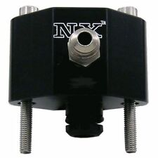 Nitrous Express 16183 1999 - 2004 4.6/5.4L 2V/4V Ford Billet Fuel Rail Adapter