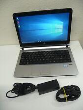 "HP ProBook 430 G3 13.3"" Laptop Intel i5-6200U 2.30GHz 8GB RAM 500GB HDD BT Win10"