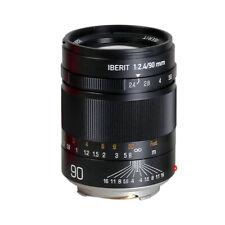 KIPON IBERIT 90mm F2.4 Full Frame Lenses for Leica M Mount Camera