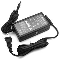 AC Adapter For Canon OPTURA ZR25MC ZR30MC ZR50MC PI 100MC 200MC Camcorder Power