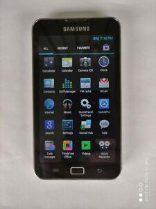 Samsung Galaxy Player 5.0 Digital Media MP3 Player YP-G70 8GB