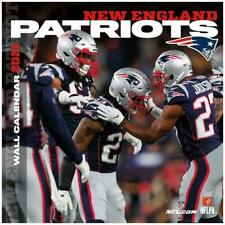 2021 Calendar New England Patriots Square Wall by Lang L78398