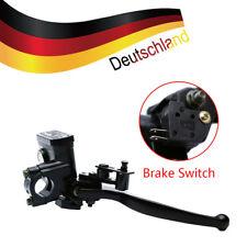 Hauptbremszylinder Bremspumpe Rechts für Quad ATV 50 110 125cc Dirt Pit Bike
