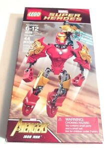 LEGO 4529 Marvel Super Heroes Iron Man Buildable Figure (Brand New & Sealed)