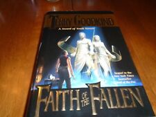 Sword of Truth: Faith of the Fallen 6 Inscribed by Terry Goodkind (HC 1st/1st)