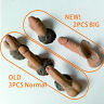 "In Stock 1/6 Scale Set Male Genital Organ JJ Penis For Phicen 12"" Male Body Part"