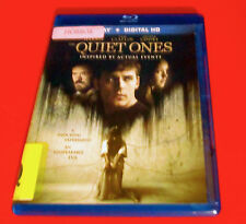 QUIET ONES (Blu-ray Disc, 2014) Library Movie Jared Harris, Erin Richards HORROR