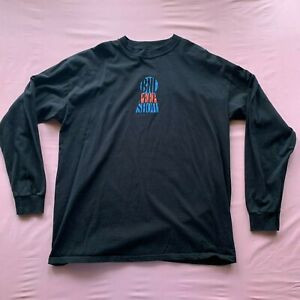 Barenaked Ladies Men's Nearly Vintage 2003 Long Sleeve T-Shirt Black 2XL