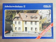 (C1353) Pola Spur N Art.-Nr.258 Arbeiterwohnhaus II Meister Modell