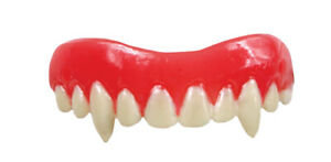 Adult Vampire Dental Fangs Dracula Teeth Veneers Halloween Costume Accessory