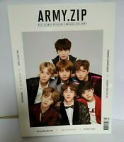 BTS Global Official Fan club Membership ARMY 4th - ARMY.ZIP BOOK