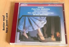 Joseph Haydn - Trios Piano - Beaux Arts Trio  - CD Philips