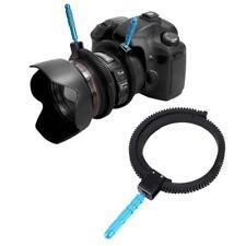 Adjustable Rubber Follow Focus Gear Ring Belt DSLR Camcorder Camera Newest C