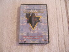 """Alice Cooper """"Welcome to my Nightmare"""" Eagle Vision DVD  84 Min.  NEW"""