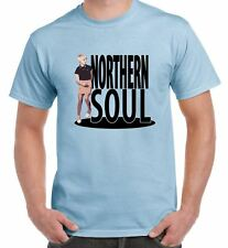 Northern Soul Girl Men's T-shirt - Motown Wigan Casino Mod