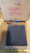 Ready-Aire 399070 Heater Core GM Vehicles Mid 1970's   BRASS/COPPER CONSTRUCTION