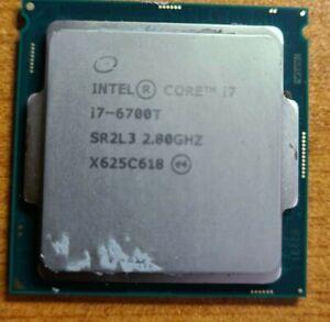 Intel Core i7-6700T SR2L3  2.8GHz/ 3.6GHz turbo  LGA 1151