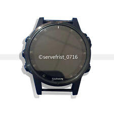 Front Case Lcd Display Screen for Garmin Fenix 5S Plus Gps Watch Repair Part