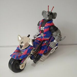 Biker Mice From Mars Modo And Chopper Bike 1994 1993 Galoob
