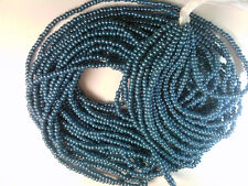 Toho Seed Beads 8//0 Very Light Sapphire Transparent Matte 15g #3LF 10642108