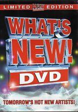 """"""" Whats Nouveau ! (DVD )[États-unis ] Envoie Rapide sans Boitier Art Excellent"""