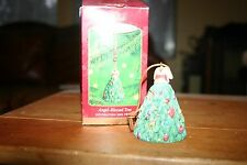 Hallmark Collectible Angel Blessed Tree Christmas Ornament