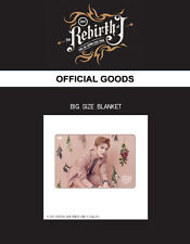 JYJ KIM JAE JOONG THE REBIRTH OF J ASIA TOUR official Goods BIG SIZE BLANKET