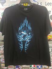 World of Warcraft Jinx Blizzard Entertainment T-Shirt Size Xl