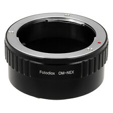 Fotodiox Lens Adapter Olympus OM 35mm Film Lenses to Sony E-Mount