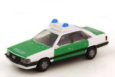 1:87 Audi 200 Typ 44 Polizei weiß grün - Rietze 50235