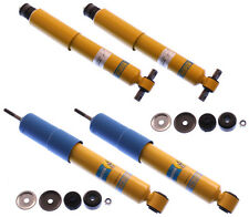 BILSTEIN SHOCK ABSORBER SET,FRONT & REAR SHOCKS,89-96 CORVETTE,46MM MONOTUBE,GAS