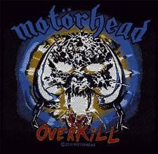 "Motörhead "" Overkill "" Patch/Aufnäher 601855 #"