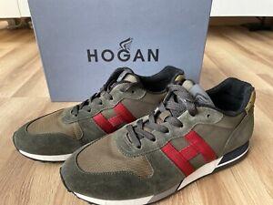 HOGAN TODS TOD Sneaker Schuhe Gr. 43 grün - TOP - mit Karton und Staubbeutel