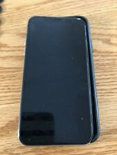 Apple iPhone X - 256GB - Silver White  (AT&T)   for parts