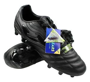 Authentic Joma Aguila 821 Total Black Firm Ground Multitaco
