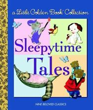 Little Golden Book Treasury: Sleepytime Tales by Golden Books Staff (2006,...