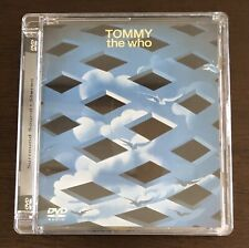 The Who Tommy Rare 5.1 Advanced Resolution Surround Sound DVD Audio Nice