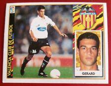 GERARD COLOCA VERSION DE LA FOTO VALENCIA ESTE 97-98, 1997-98, 1997-1998.