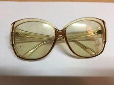 Vintage Authentique paire de Lunette de soleil Givenchy 1980