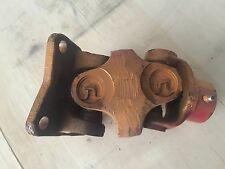 pump drive coupler assembly, fits Case 1845C skid steer