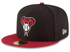 New Era Arizona Diamondbacks ALT 2 59Fifty Fitted Hat (Black/Brick) MLB Cap